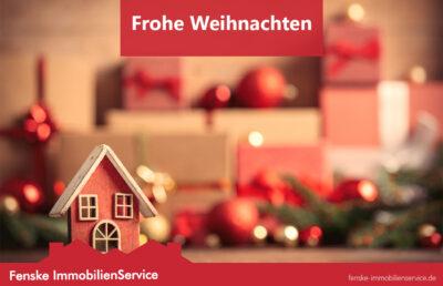 Bild zu frohe Weihnachten und einen guten Rutsch vom Team von Fenske ImmobilienService