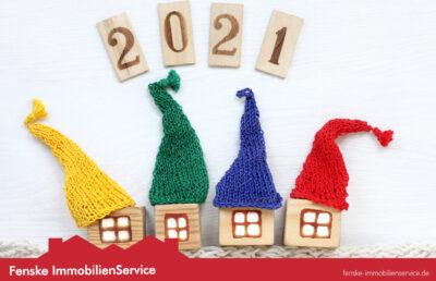 Grafik zu frohes neues Jahr von Fenske Immobilienservice aus Waltrop