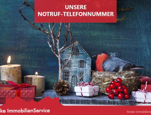 Weihnachtsferien vom 23.12.2020 bis zum 05.01.2021