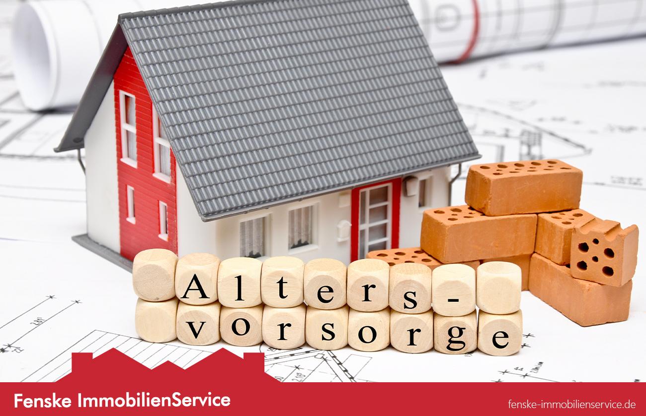 Altersvorsorge mit Immobilien von Fenske ImmobilienService aus Waltrop