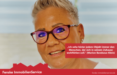 Marion Brandszus-Klein - unsere neue Mitarbeiterin